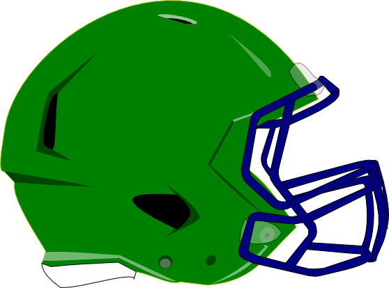 558x414 Cracked Drawing Football Helmet, Picture