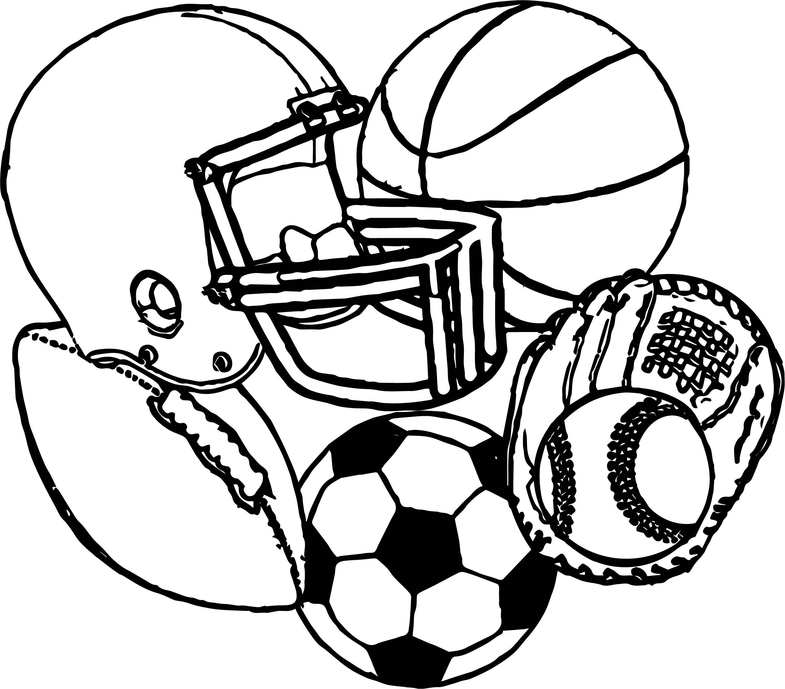 Football Drawings Images