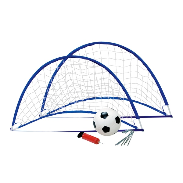 600x600 Flexi Football Goal Set
