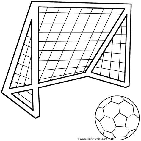 474x474 Image Result For Soccer Goal Drawing Easy Clay Sculptingdrawing