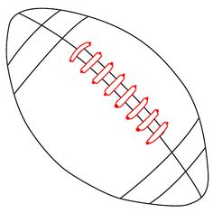 Football Goal Post Drawing