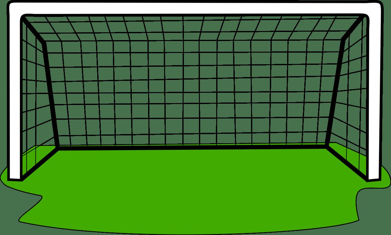 1246x750 Drawing Field Football Png Goal Post