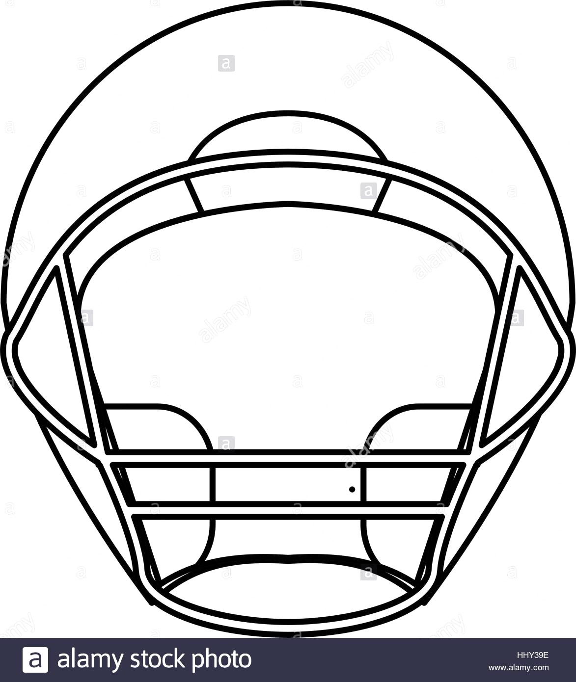 1173x1390 Football Helmet Outline