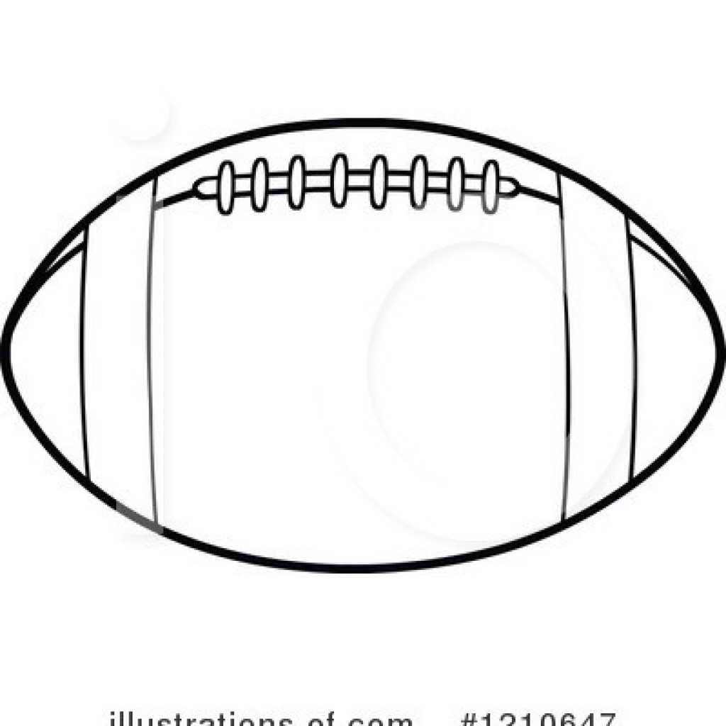 1024x1024 Football Outline Camping Clipart House Clipart Online Download