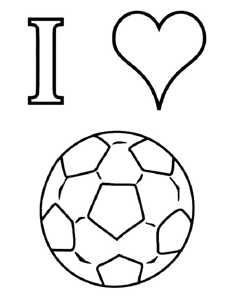750x954 Football Field Coloring