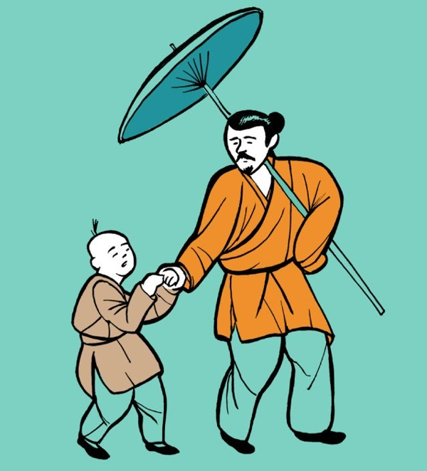 600x662 how men became eunuchs to serve in imperial china's forbidden city