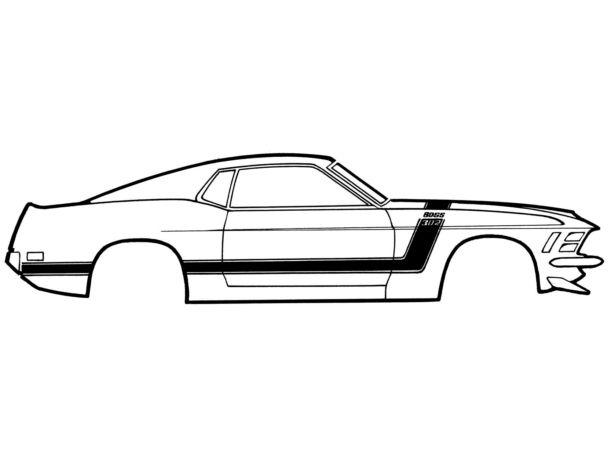 2000x1500 mustang drawing mustang for free download