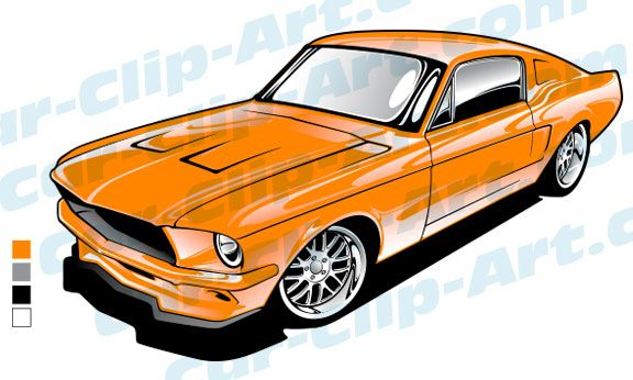 576x346 ford mustang vector art exotic car mustang, vector art, art