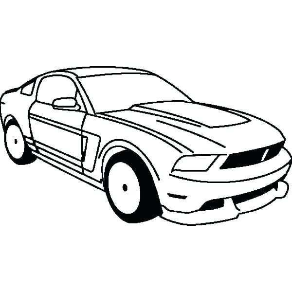 600x600 mustang gt coloring pages unique ford mustang ausmalbilder