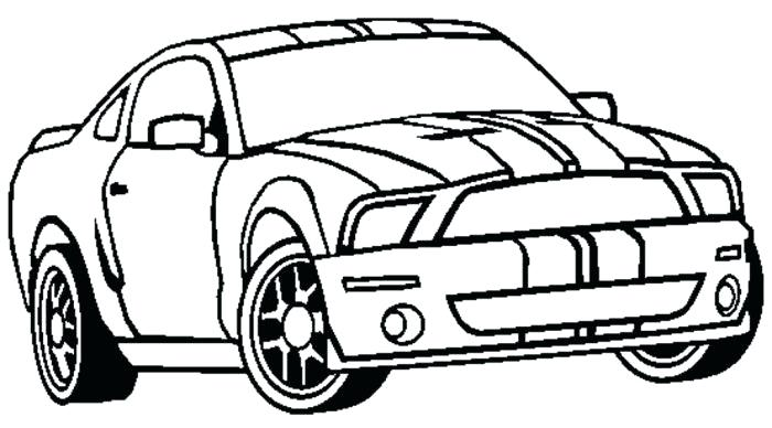 700x388 shelby mustang coloring pages free printable ford mustang coloring
