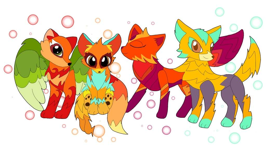 1024x576 fantasy forest story foxes drawing foxes amino