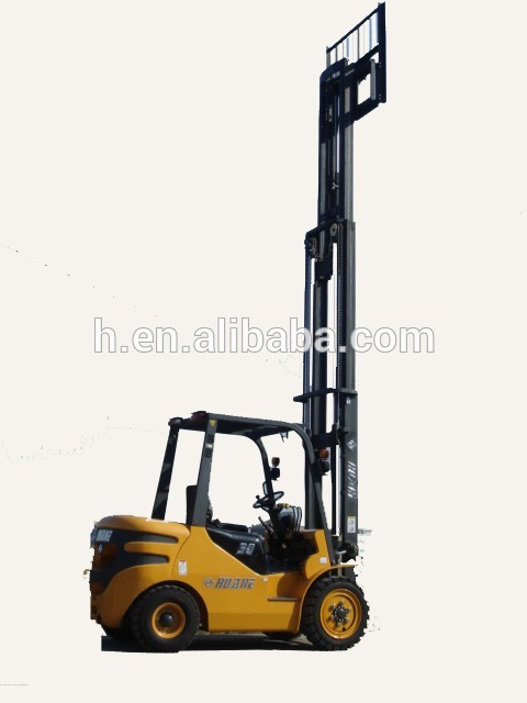 480x640 forklift drawing for ton forklift with isuzu engine