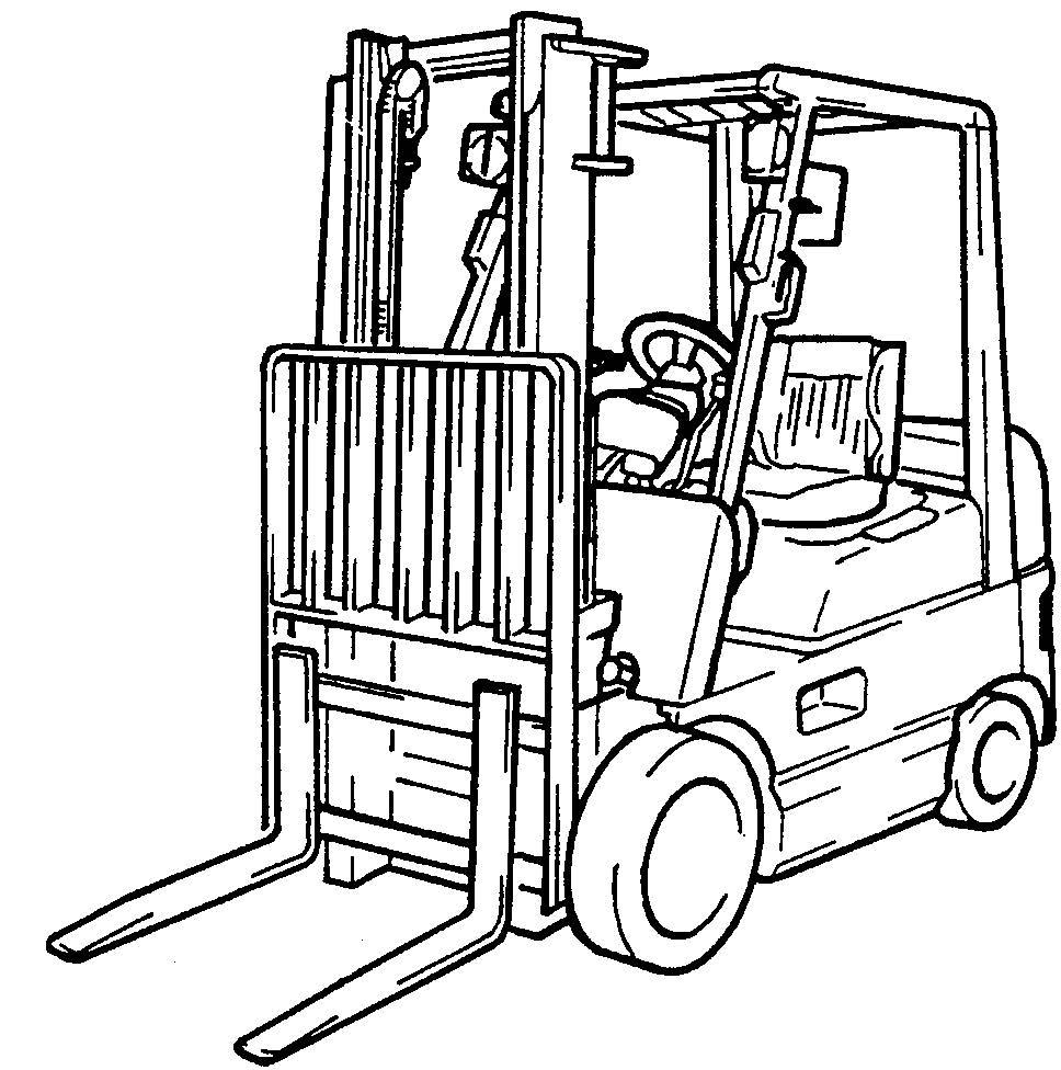 Toyota Forklift Ignition Diagram Toyota Forklift Ignition Diagram