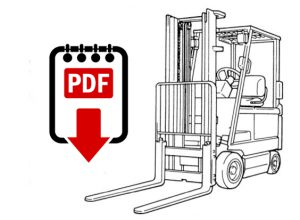 Forklift Drawing | Free download best Forklift Drawing on