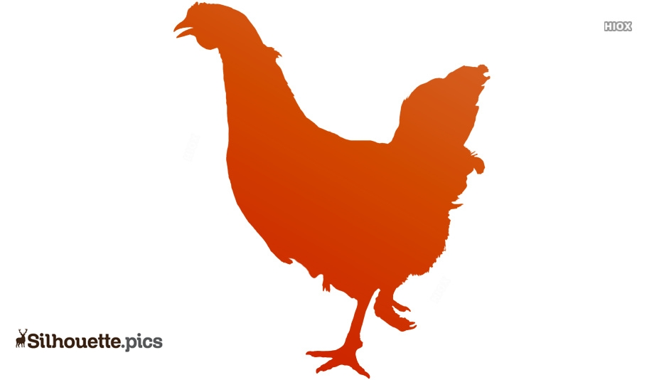 934x534 Hen Drawing Silhouette Free Vector Art Silhouette Pics
