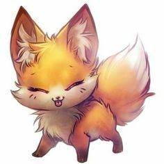 236x236 Fascinating Cute Fox Drawing Images Cute Drawings, Foxes