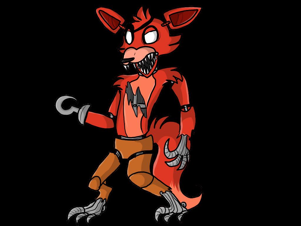 Fox Drawing Wallpaper