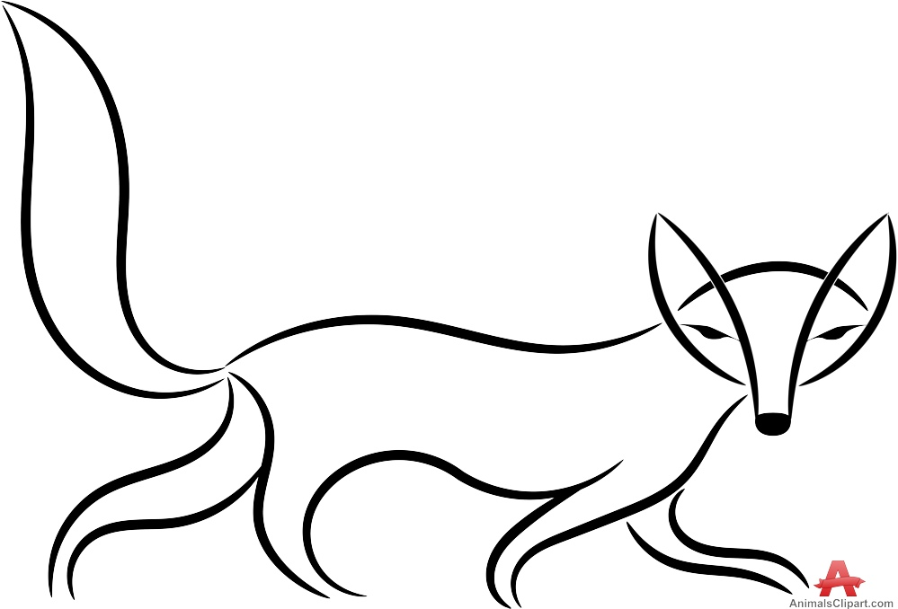 Fox Images Drawing