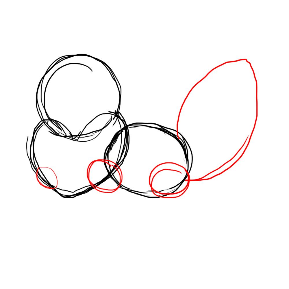1000x1000 How To Draw Fox Tail