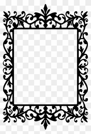 320x470 Clip Art Transparent Library Drawing Rectangle Frame