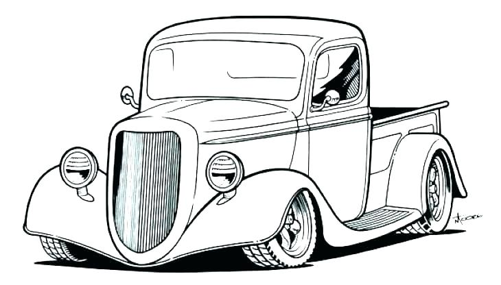 730x416 Free Car Coloring Pages For Adults And Kids Cool Klubfogyas