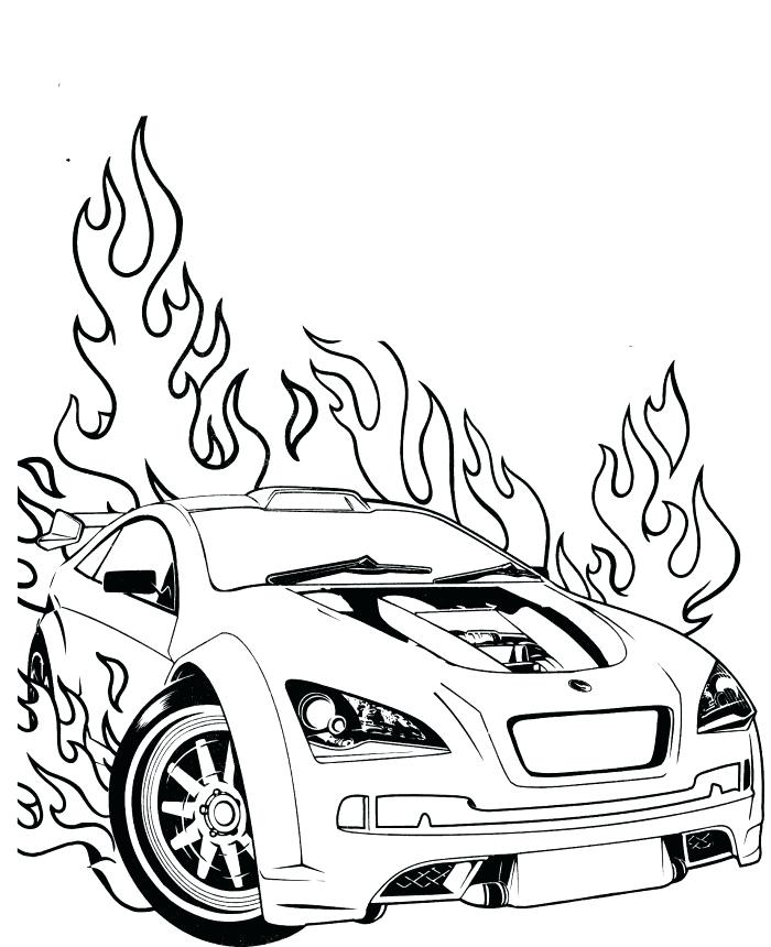 700x860 Race Car Coloring Pages Race Car Coloring