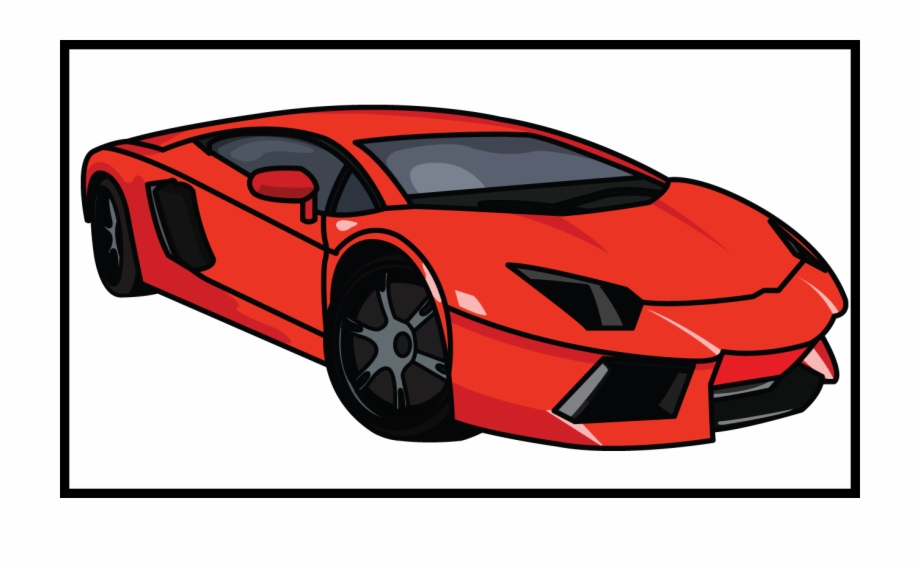 920x566 Vector Freeuse Collection Of Free Lamborghini Drawing