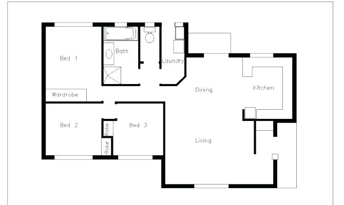 670x400 House Plans Drawing Home Plans Drawings Free Download Auto Cad