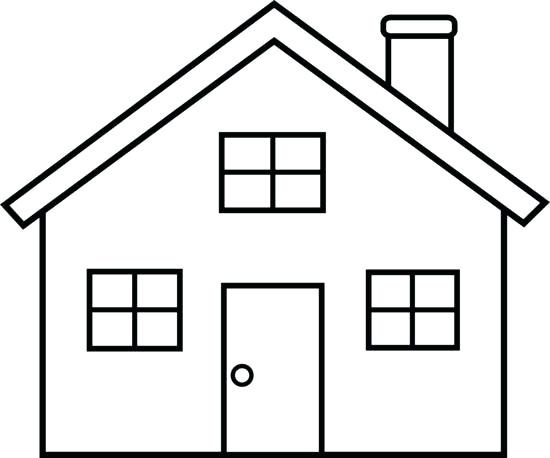 550x458 how to draw a house draw the white house free software draw house