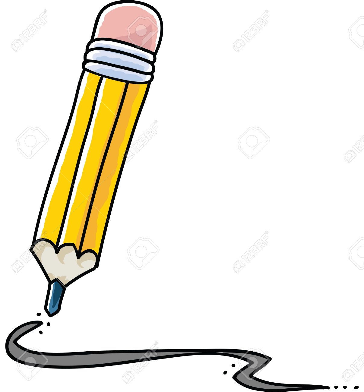 1207x1300 Collection Of Free Drawing Clipart Pencil Line Amusement