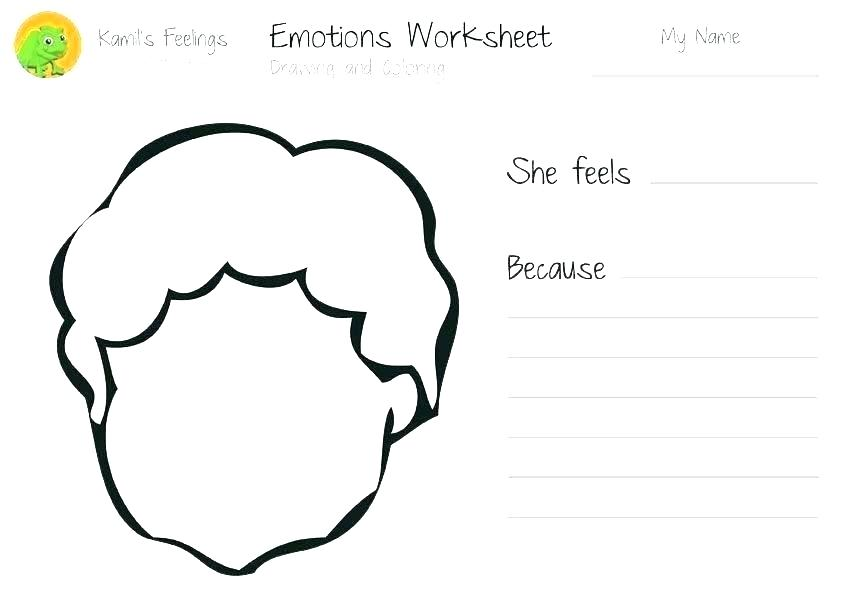842x595 Draw On Your Emotions Worksheets My Wheel Printable