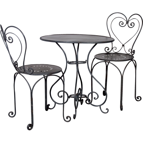 500x500 alluring french style bistro table and chairs french cafe style