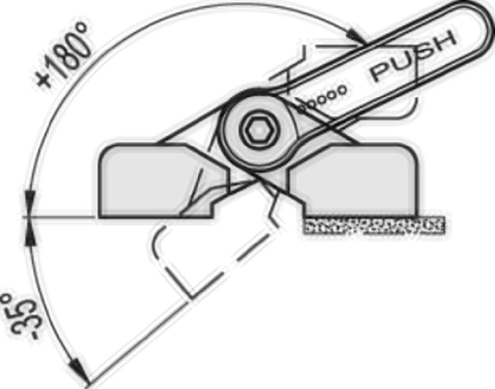 1000x786 hinges with friction brake elesa ganter