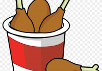 200x140 fried chicken clipart chicken food drawing