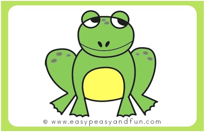 700x450 frog steps easy steps to draw a frog gallery amazing cartoon frog