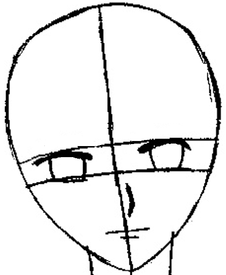 449x546 How To Draw Yuki Sohma From Fruits Basket With Easy Step