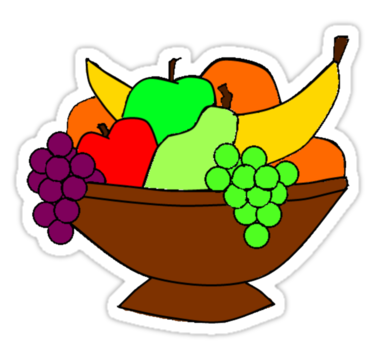 375x360 Fruit, Drawing, Cartoon, Transparent Png Image Clipart Free Download