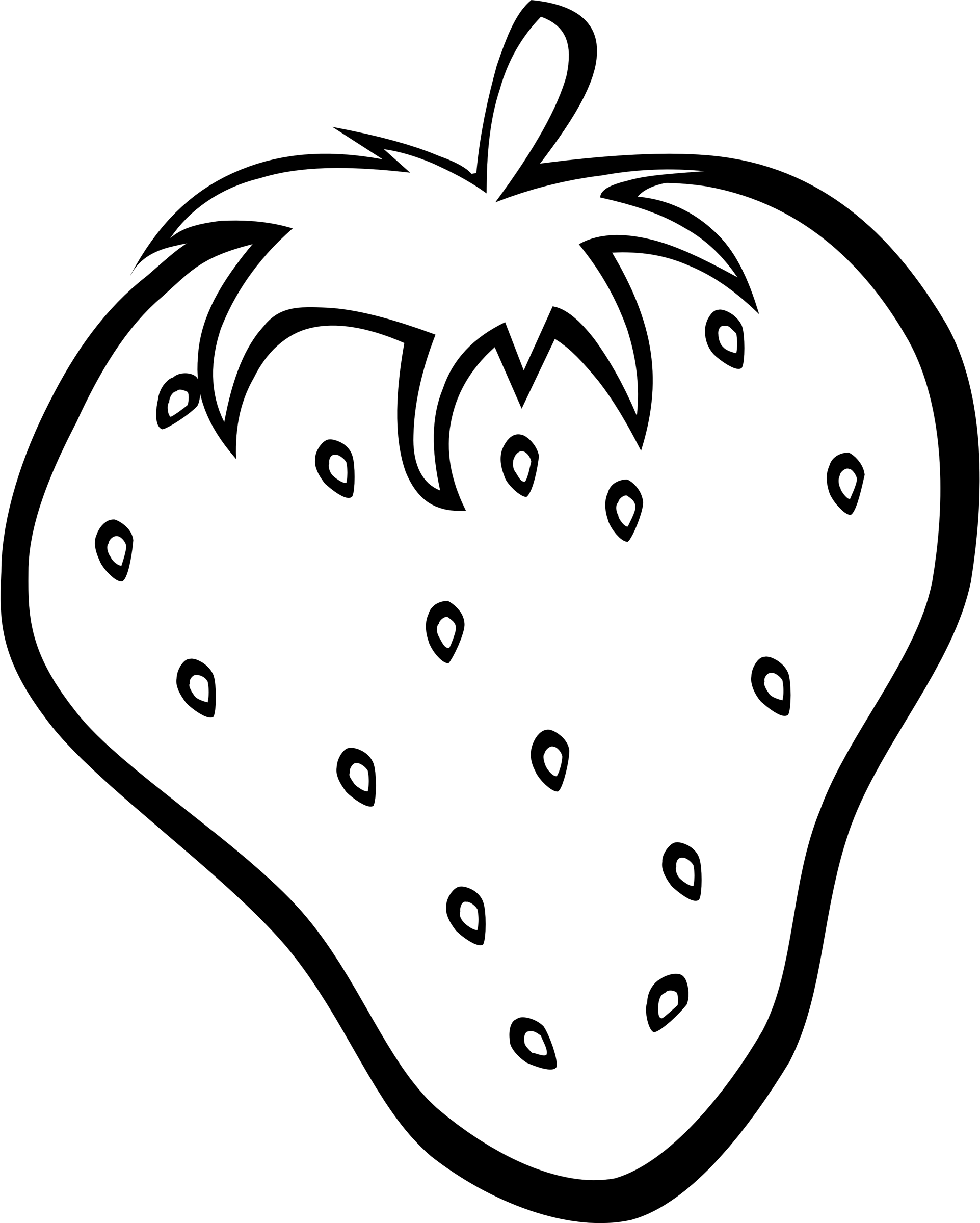 1923x2400 Cliparts For Free Download Line Clipart Fruit And Use