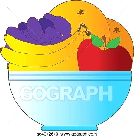 450x458 Drawing Of A Bowl Of Fruit Fruit Bowl Drawing Step