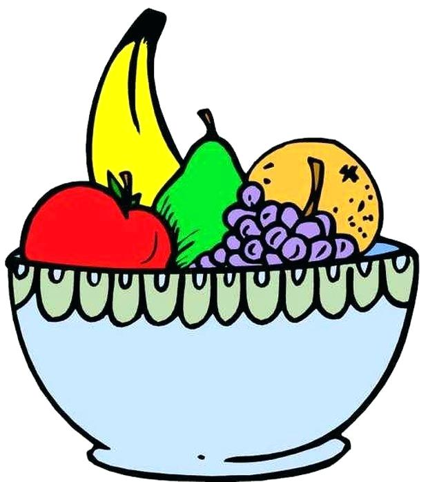 620x698 Drawing Of Fruit Basket For Kids How To Draw Fruits In A Basket