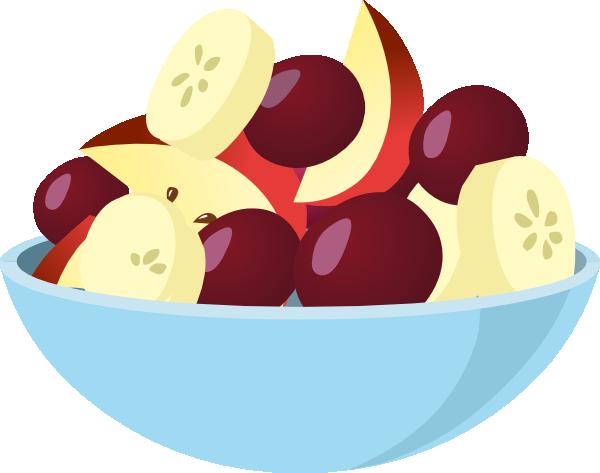 600x473 Salad Clipart Fruit Salad