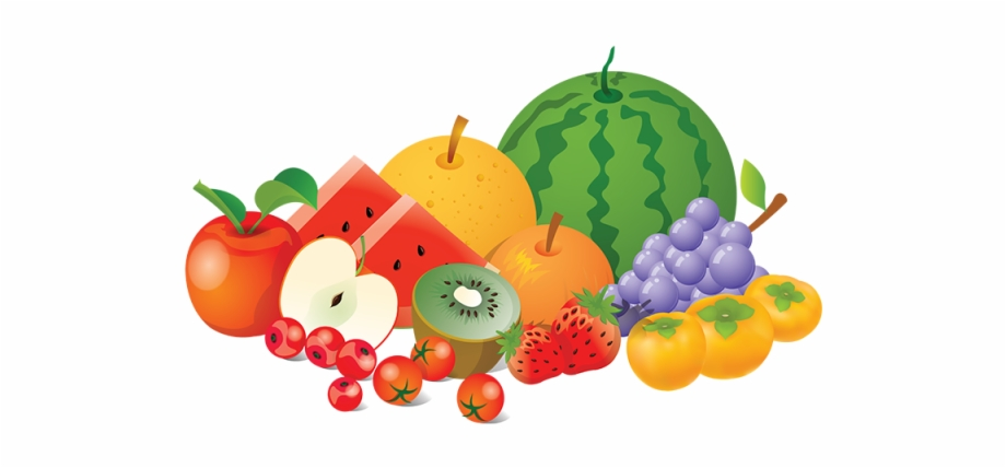 920x428 Clipart People Fruit