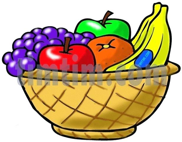 617x480 fruits and vegetables basket drawings fruits and vegetables