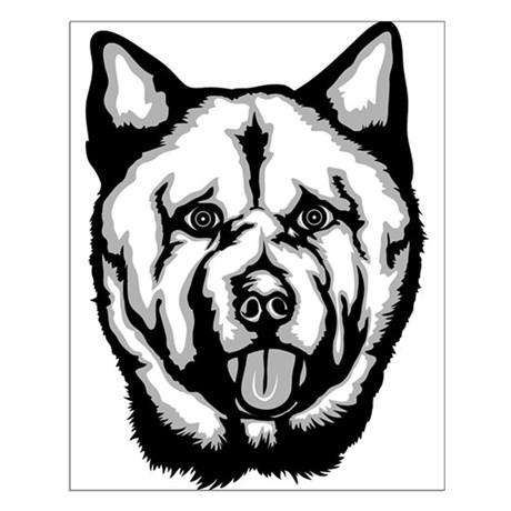 460x460 Foo Dog Wall Art