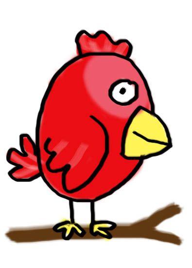 395x550 How To Draw Funny Cartoon Animal Easy Way Art Cartoon Bird