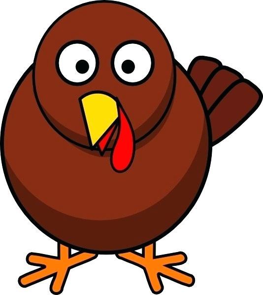 534x598 Cartoon Turkey Drawing Thanksgiving Turkey Drawing Funny Turkey