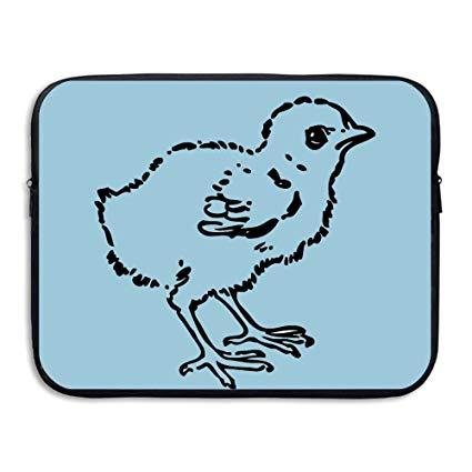 425x425 Laptop Bag Computer Slim Liner Cover Funny Chicken