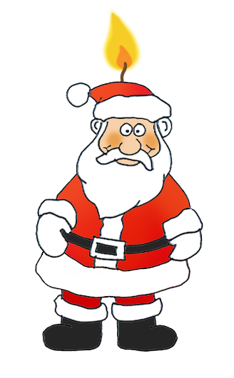 328x531 Funny And Free Santa Claus Clipart