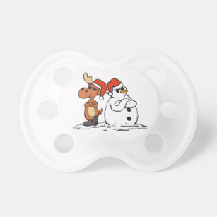 307x307 Christmas Drawings Pacifiers Soothers Zazzle Ca