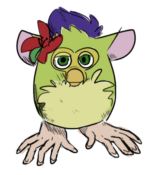 Furby Drawing | Free download best Furby Drawing on ClipArtMag com